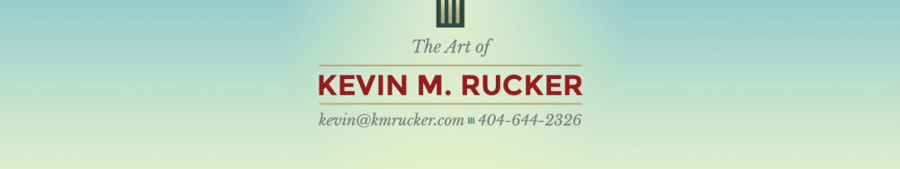 The Art of Kevin M. Rucker